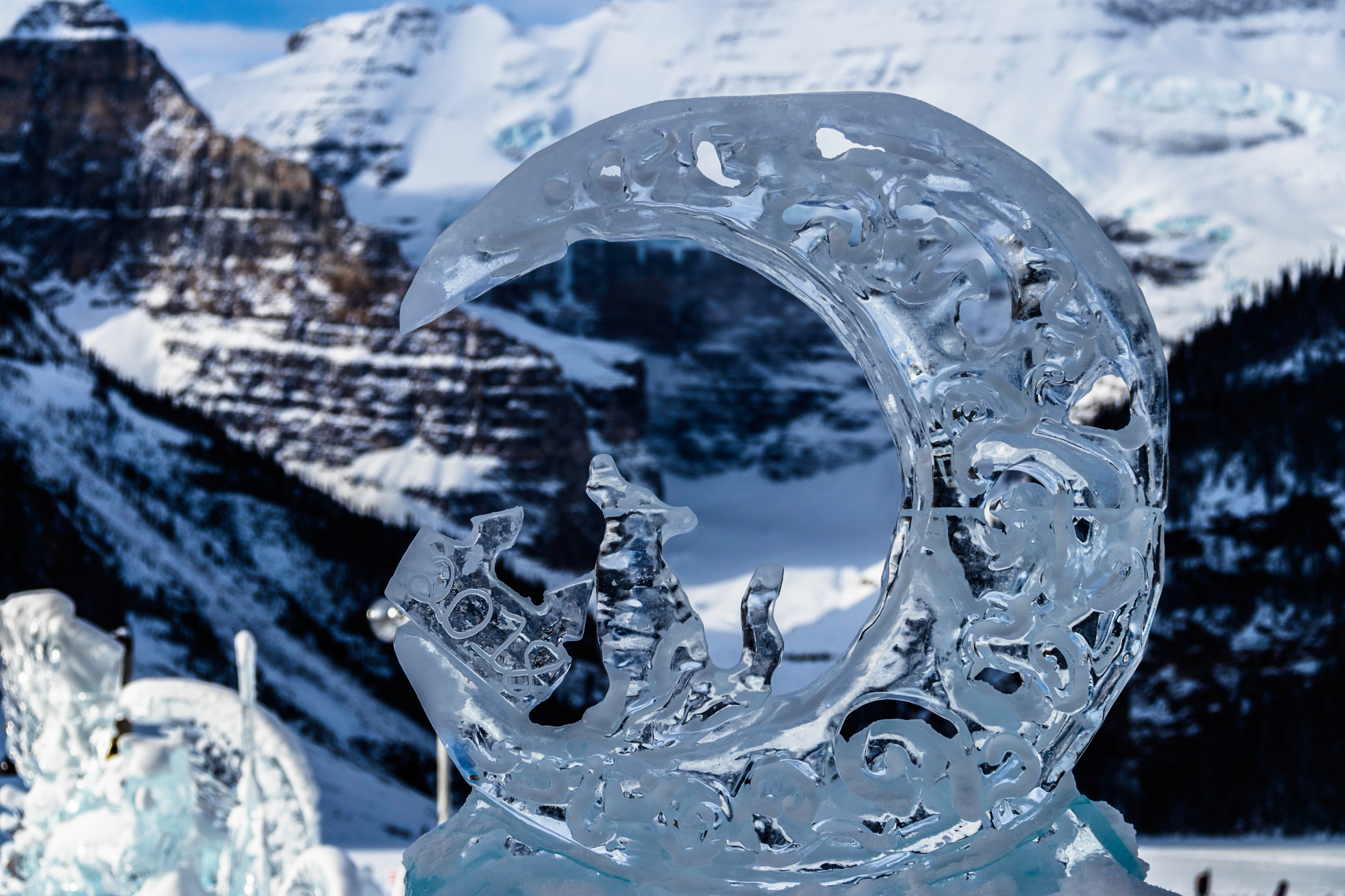 Bespoke Ice Sculptures, Jersey Channel Islands